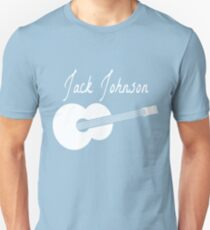 Jack Johnson (White) T-Shirt
