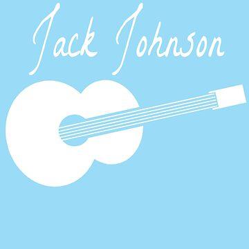 Jack Johnson (White) by funkeyman5