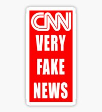 Very Fake News Sticker