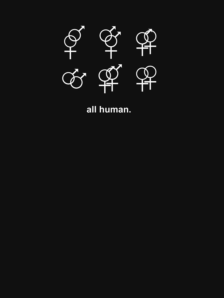 all human. ~preference~ by ffuuzz