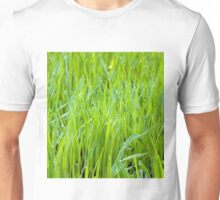 Fresh Green Grass Unisex T-Shirt