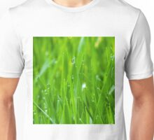 Fresh Green Grass 3 Unisex T-Shirt