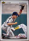 257 - Luis Rivera by Foob's Baseball Cards