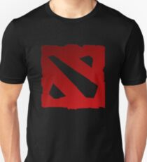 RED AND BLACK DOTA 2 T-Shirt
