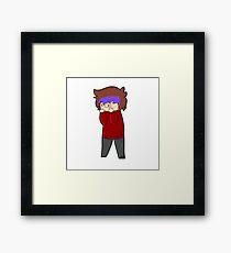 Little old me? Framed Print