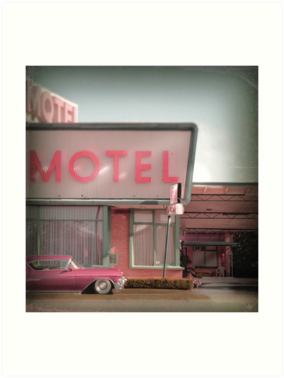 Cadillac Motel by Paul Vanzella
