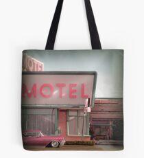 Cadillac Motel Tote Bag