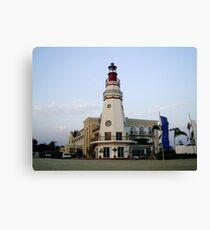 The Lighthouse, Subic Freeport Canvas Print