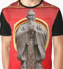 Confucius Graphic T-Shirt