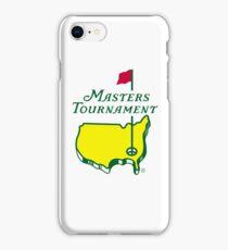 Masters Tournament iPhone Case/Skin