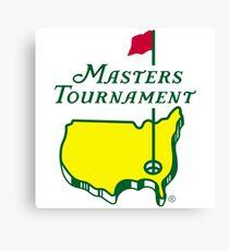 Masters Tournament Canvas Print