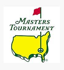 Masters Tournament Photographic Print