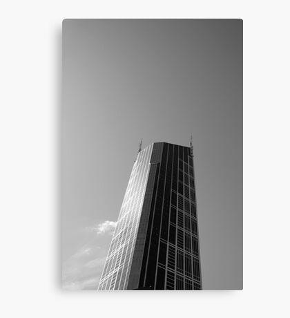 Looking Up v11 - Melbourne Central Canvas Print