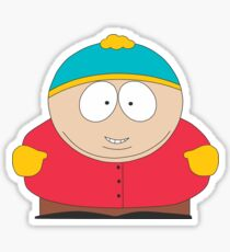 eric cartman Sticker