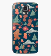 Gone Squatchin' Case/Skin for Samsung Galaxy