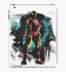 Dressed in Iron iPad Case/Skin