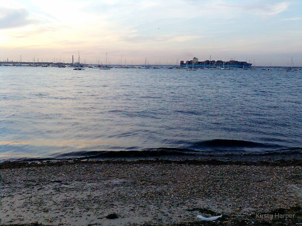 East Cowes by Kirsty Harper