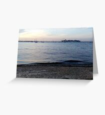 East Cowes Greeting Card