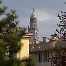 My dome are you....Parma - Italia - Europa - Mondo - VETRINA rb explore 13 ottobre 2013 ! by Guendalyn