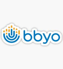 BBYO Logo  Sticker