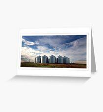 silos Greeting Card