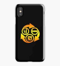 EAT SLEEP DOTA iPhone Case/Skin