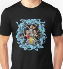 Rick and Morty: Happy Family T-Shirt