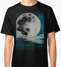 Mysterious Moon Classic T-Shirt