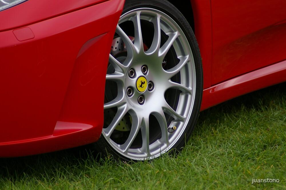 Ferrari Wheel by juanstono