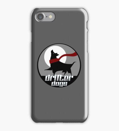 Drifter Dogs iPhone Case/Skin