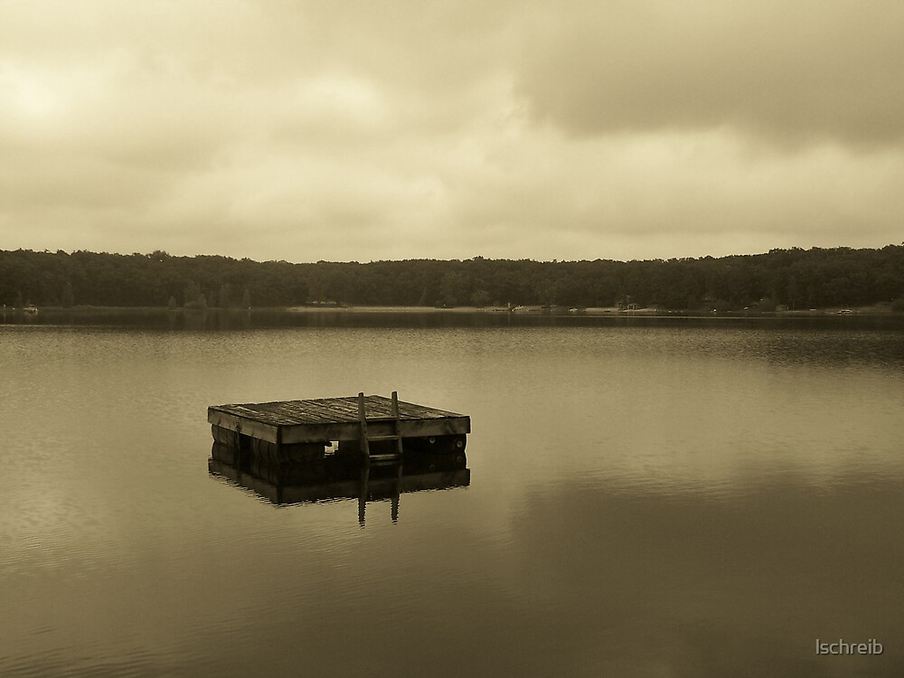 Sand Lake by lschreib
