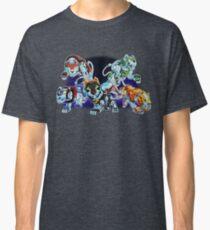 Löwen von Voltron Classic T-Shirt