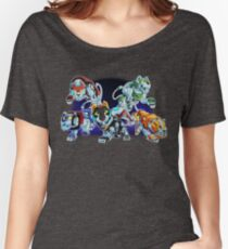 Lions of Voltron Women's Relaxed Fit T-Shirt