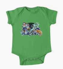 Lions of Voltron One Piece - Short Sleeve
