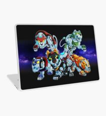 Lions of Voltron Laptop Skin