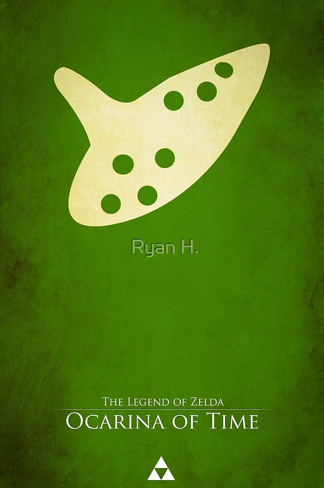 Ocarina of Time by Giggums