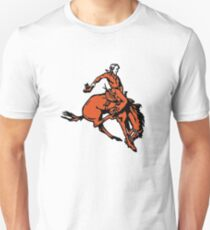 OSU Bronco Logo Unisex T-Shirt
