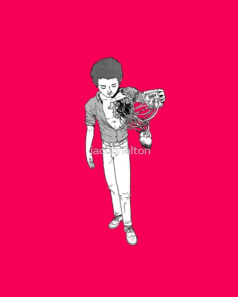 Machine Heart by jacobhalton