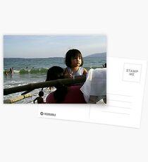 Madonna of the Beach Postcards