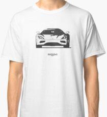 Koenigsegg Agera (front) Classic T-Shirt