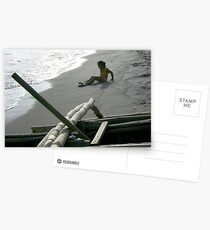 So Young To Sunbath  Postcards