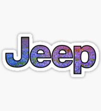 Jeep - Bluebonnets Sticker