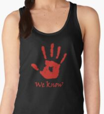 Dark Brotherhood Women's Tank Top