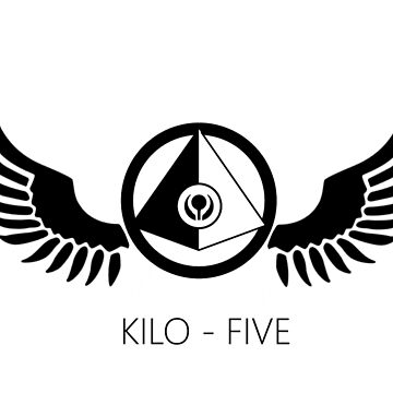 Kilo- Five Insignia by Ruzakai
