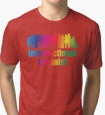 Intersektionelle Feministin Vintage T-Shirt