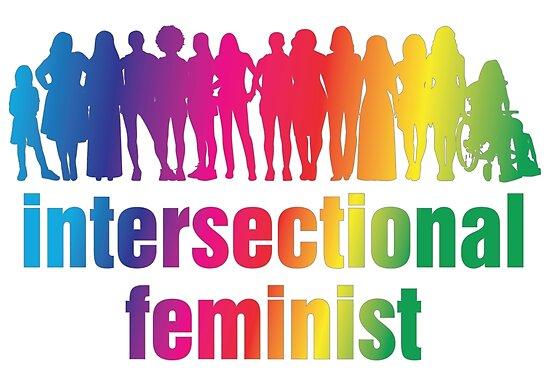Intersektionelle Feministin von bethofalltrades