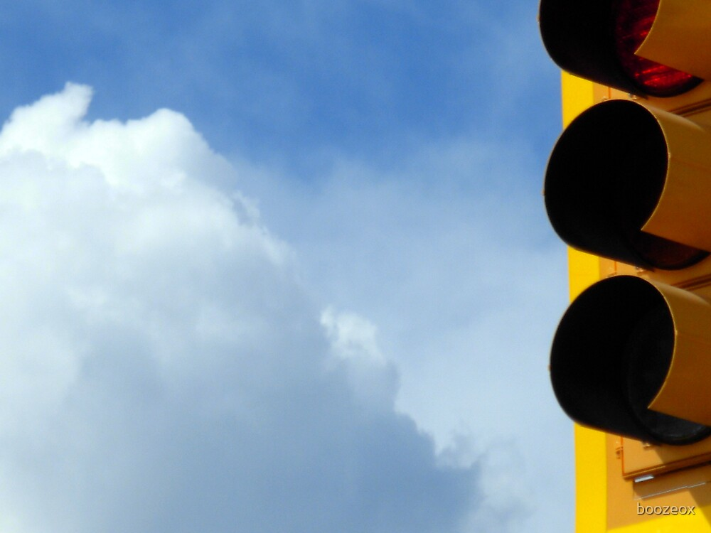 Traffic Light by boozeox