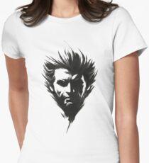 oldman logan Womens Fitted T-Shirt