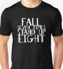 Fall Seven Times Unisex T-Shirt