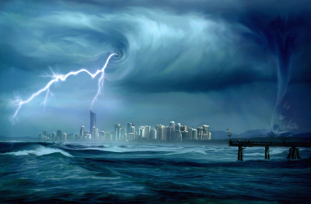Climate Shift by Cliff Vestergaard